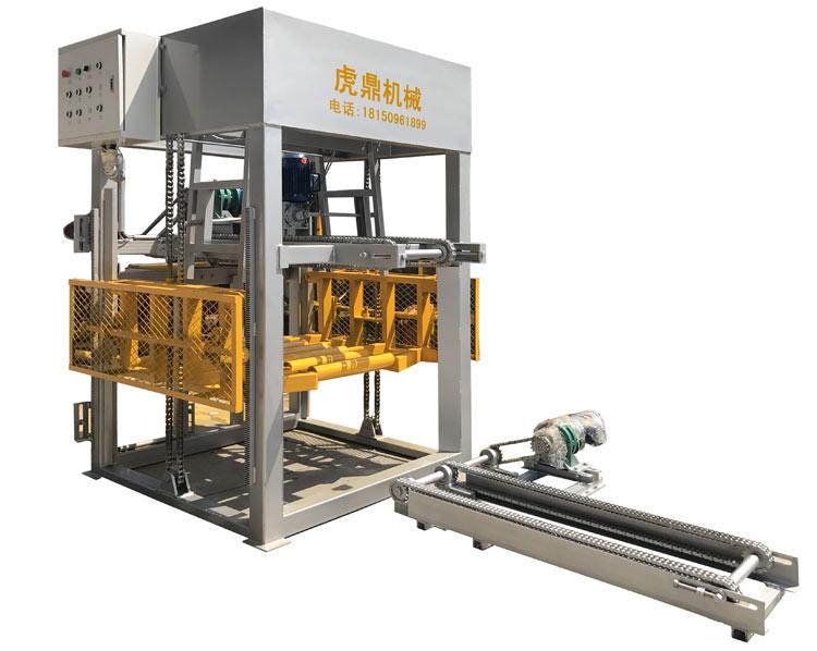 自动方板机  自动上板机 砖机托板设备